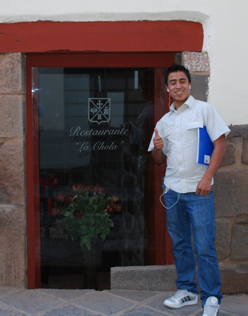Restaurante La Chola, Cuzco, where Neruda Reportedly Ate