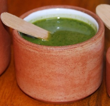 Green Hot Sauce, Cuzco