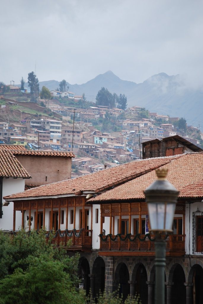 December in Cuzco