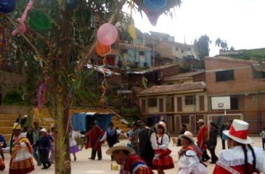 Carnival: Dancing Around the Yunza