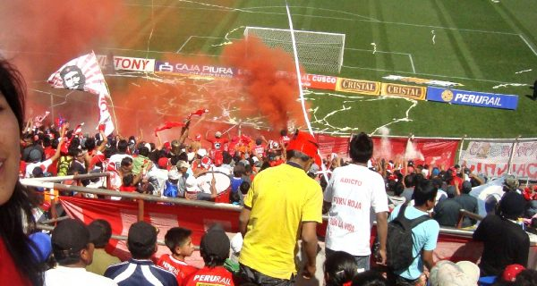 The Fans of Cienciano Team
