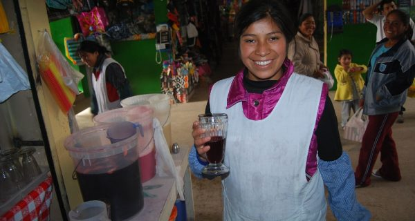 Chicha Morada: Having Yapa