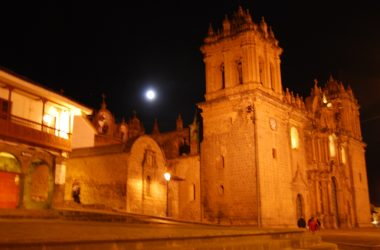 Moon Over Cuzco