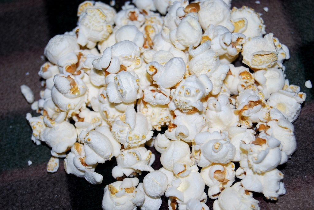 Magical Popped Corn