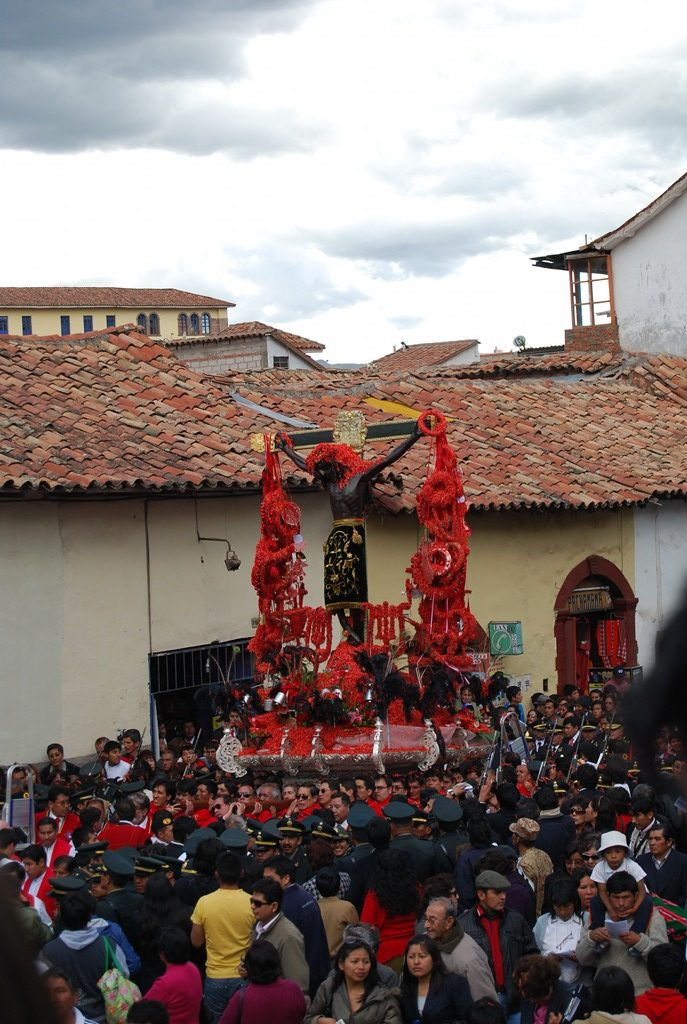 Lord of Temblors in Cuzco