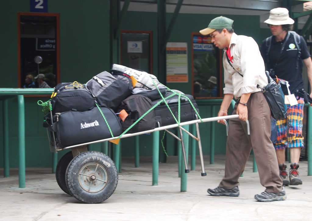 Carrying Bags for Tourist