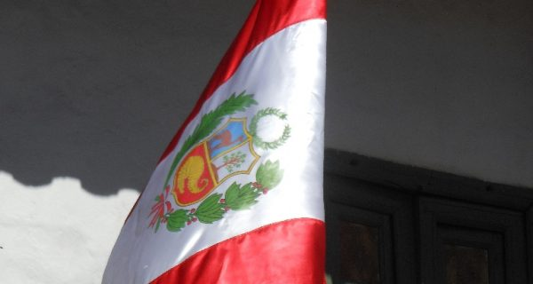 The Red and White of Peru