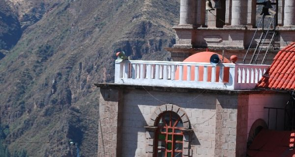 Church of the Lord of Huanca