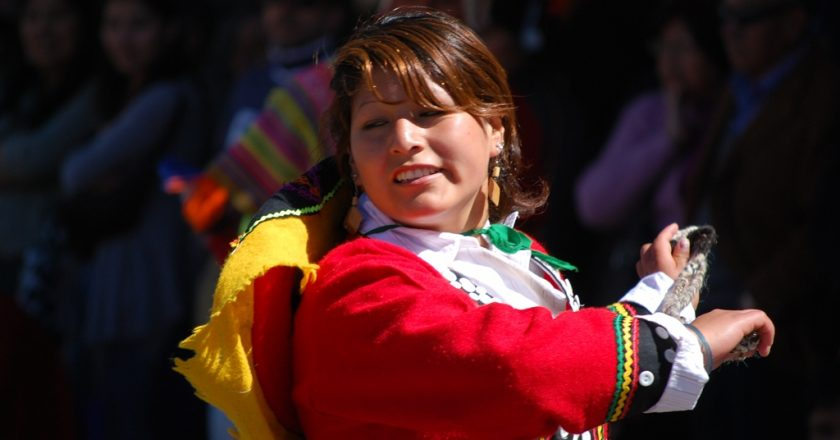 A Woman from Cuzco