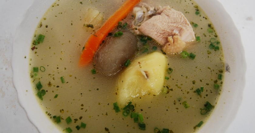 Chicken Soup for Christmas