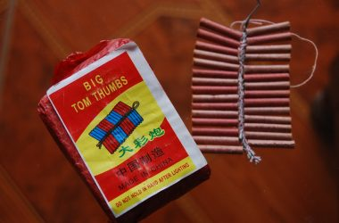 Firecrackers and Matches