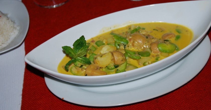 Mushroom Capchi with Button Mushrooms