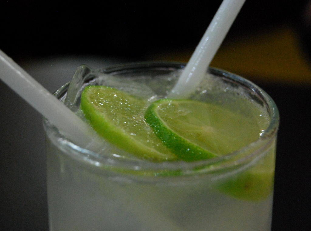 Chilcano with Lime