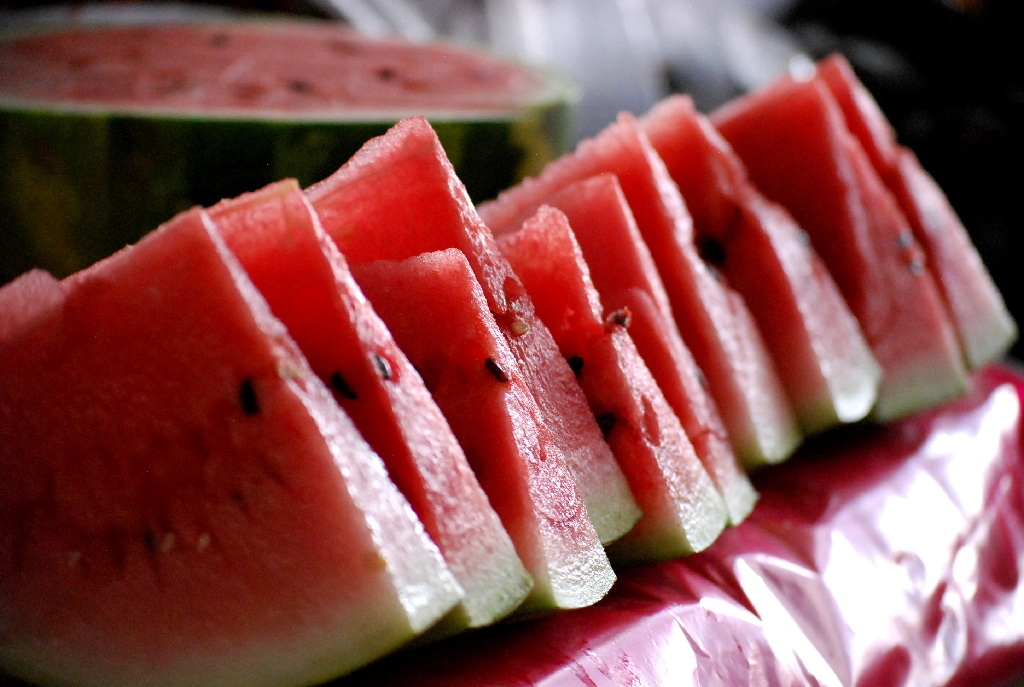 Slices of Watermelon to be Enjoyed