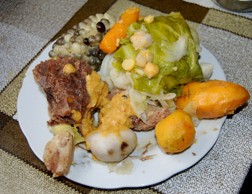 Puchero, The Special Dish of Carnival