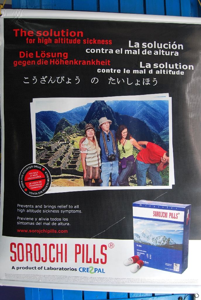 Ad for Sorojchi Pill