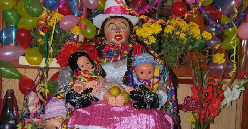 A Doll in Representation of a Comadre
