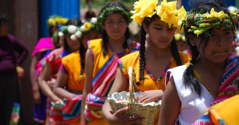 Young Women from Cuzco