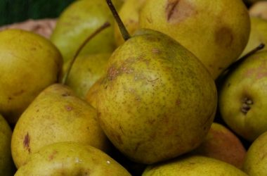 Sweet Pears From Sacred Valley