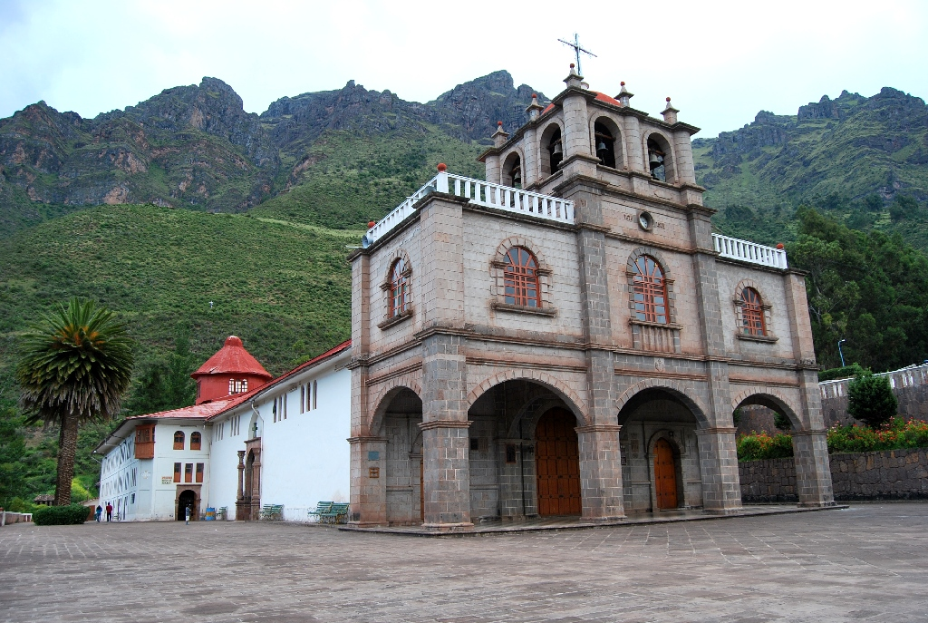 The Sanctuary of Huanca