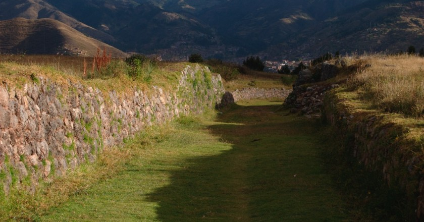 The Great Hight Way From Cuzco to Antisuyo (Photo: Wayra)