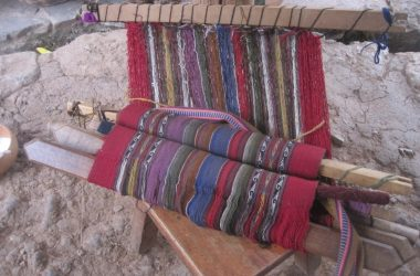 A Chinchero Loom (Photo: Fidelus)