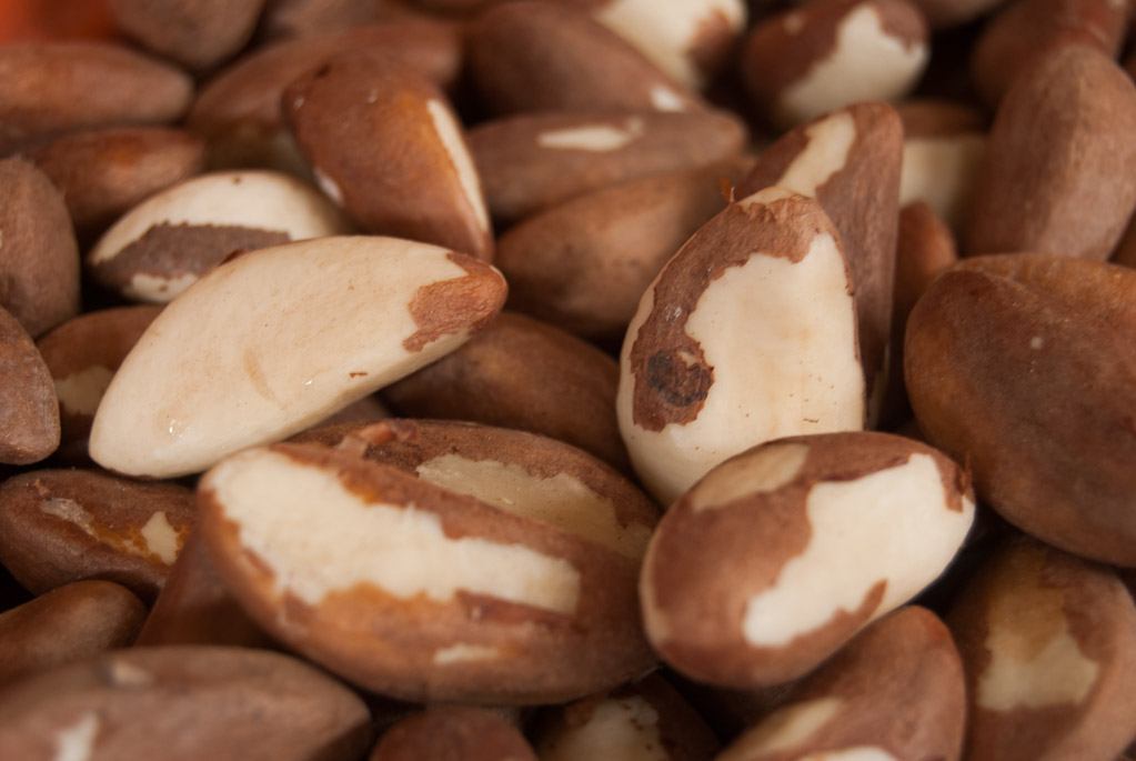 Shelled Brazil Nuts from Puerto Maldonado (Photo: Wayra)