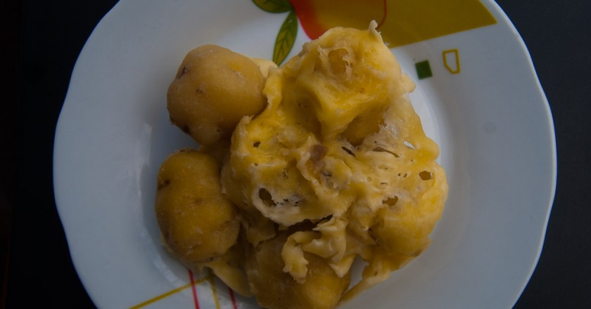 Frozen Potato with Cheese (Photo: Wayra)