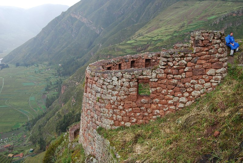 A Round Inca Collca (Photo: Wayra)