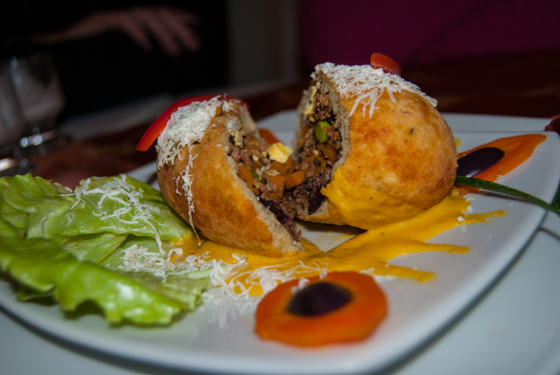 The Golden Potato of the Andes, Papa Rellena – Cuzco Eats