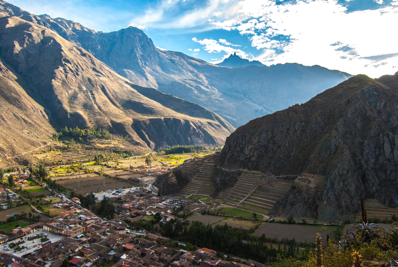 Ollantaytambo Valley (Photo: Wayra)