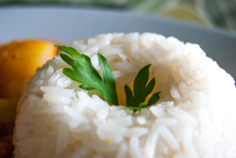 Enjoy a Delicious Portion of Rice (Photo: Wayra)