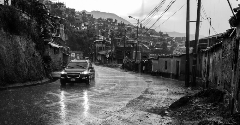 Rainy Season Begin in Cuzco (Photo: Wayra)