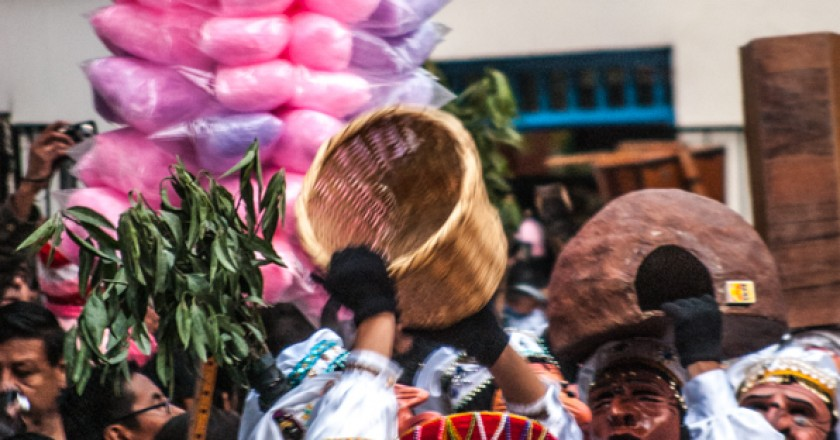 Cotton Candy Found in all Feasts(Photo: Walter Coraza ).