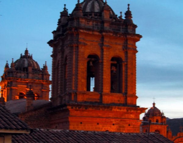 Maria Angola, The Mythical Bell of Cuzco's Cathedral