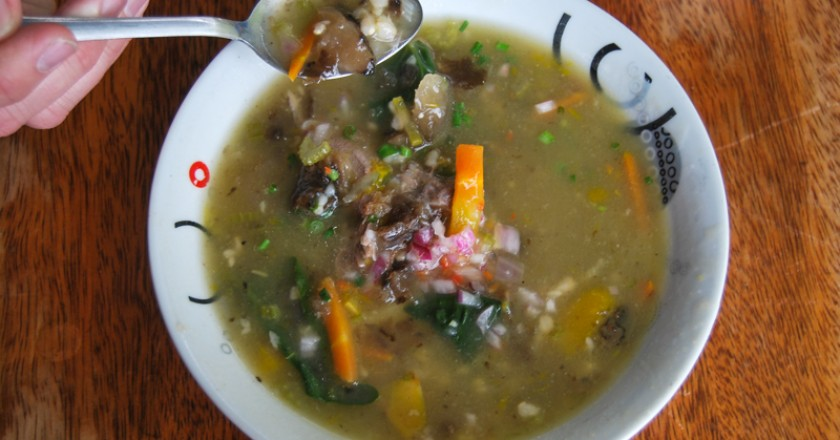 Chuño Soup, a Delicious Dish of Cuzco (Photo: Walter Coraza)
