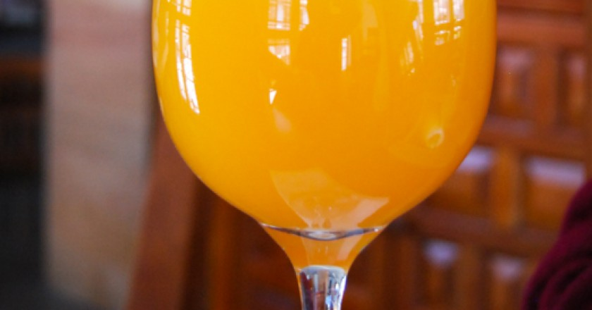Orange Juice Has Rich Benefits (Photo: Walter Coraza Morveli)