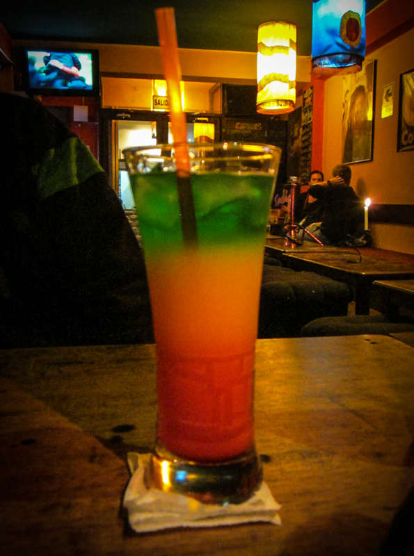 Machu Pichu Cocktail (Photo: Walter Coraza Morveli)