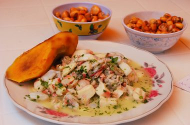 Ceviche, Perú's Treasure (Photo: Walter Coraza Morveli)