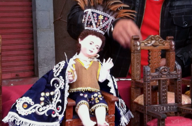 Niño Emanuel in Cuzco (Photo: David Knowlton)