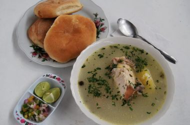 Chicken Soup a Special Breakfast in Cuzco (Photo: Walter Coraza Morveli)