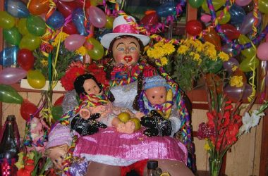A Doll Decked out Fro Comadres Day (Walter Coraza Morveli)