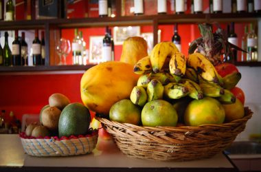 March and April Bring Us Delicious Fruits
