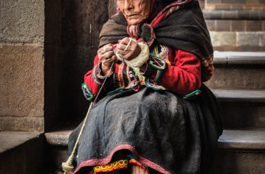 A Woman from Cusco (Photo: Walter Coraza Morveli)