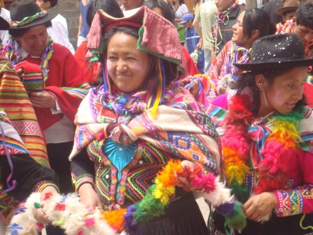 Carnival Ends Today with the Cacharpaya – Cuzco Eats