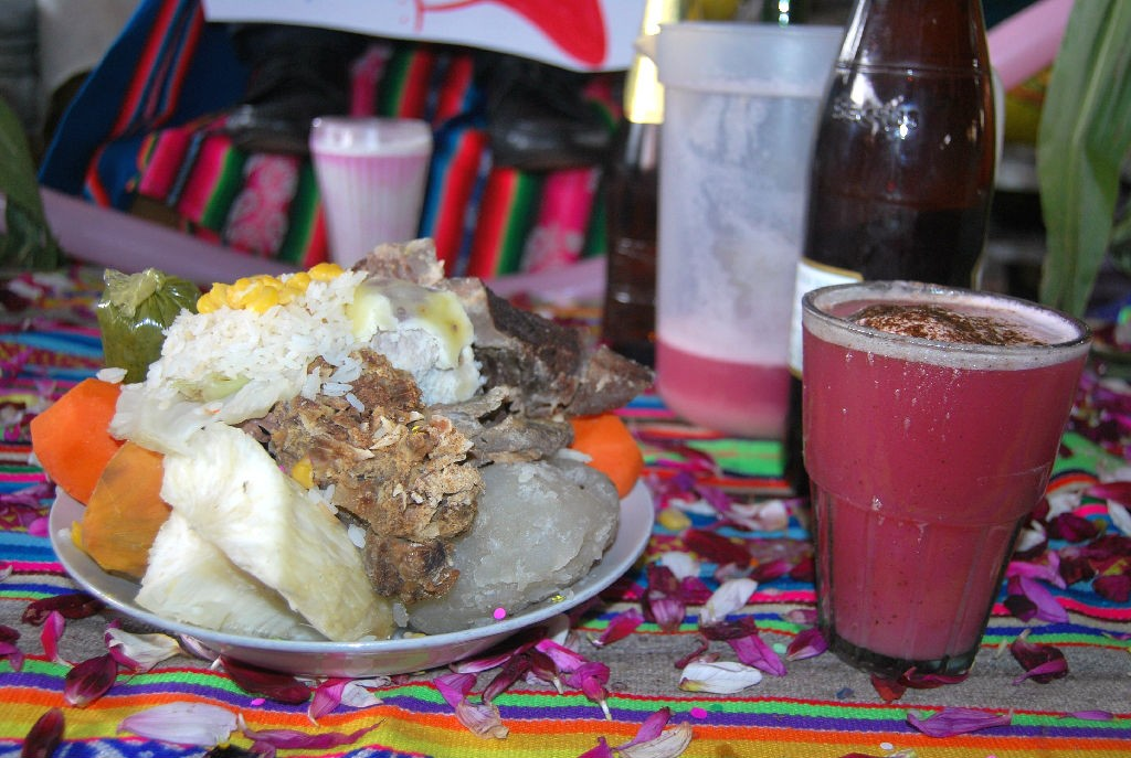 Timpu or Puchero and a Glass of Frutillada, the Perfect Dish to Celebrate the Carnival in Cuzco