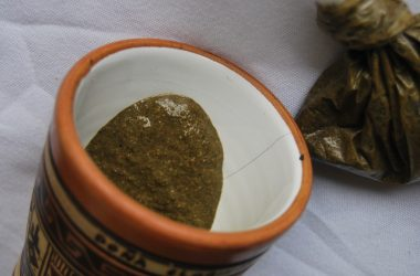 A Natural Poultice in Cuzco