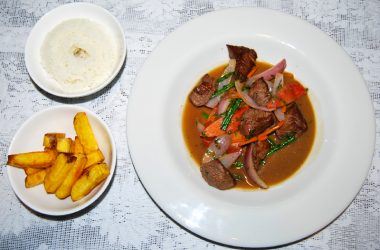 The Three Parts of a Great Lomo Saltado (Photo: Walter Coraza Morveli)