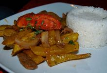 Is Lomo Saltado Chinese or Not?