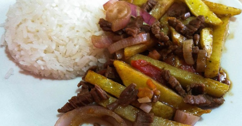Lomo Saltado Claimed Peru and Raises Questions